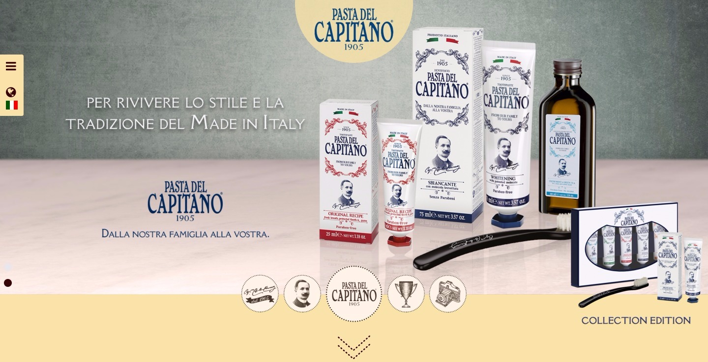 Capitano1905 Desktop Home